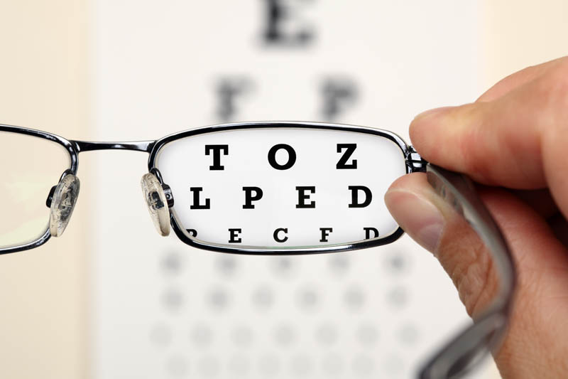 Comprehensive Eye Exams eye care