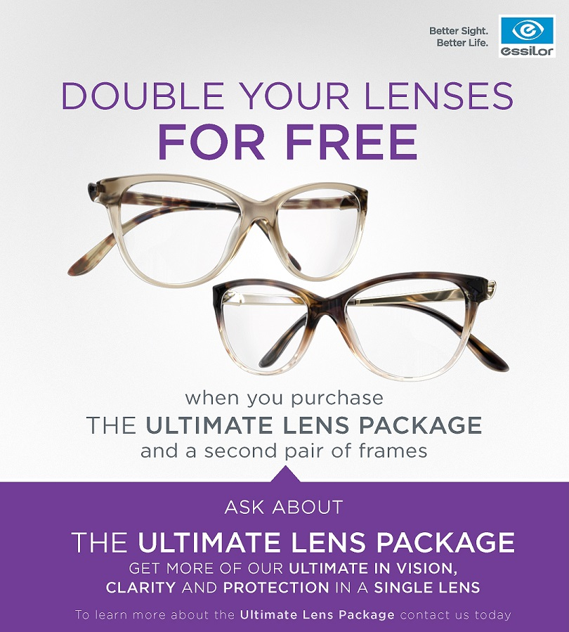 Ultimate Lens Package 2019